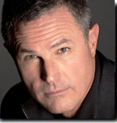 Robert Crais by Greg Gorman