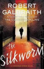 Robert Galbraith The Silkworm
