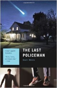 murder mystery, science fiction, genre blending, the last policeman