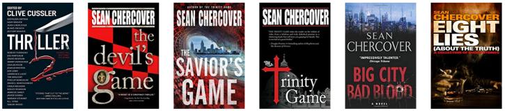 Sean Chercover Novels, Book Review