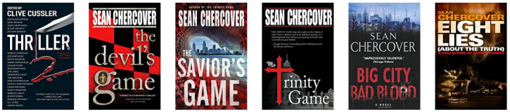 Sean Chercover Novels, Book Review