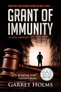 Grant Of Immunity Garret Holmes Book Review Murder In Common