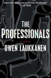 professionals, suspense thriller, crime fiction, murderincommon.com, own laukkanen