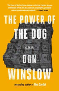 The Power Of The Dog by Don Winslow, Book Review Murder In Common