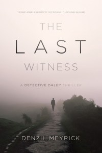 The Last Witness by Denzil Meyrick, Book Review Murder In Common