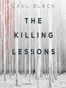 killing lesson saul black murderincommon.com suspense thriller