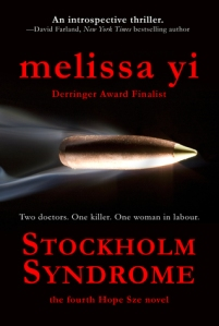 Stockholm Syndrome by Melissa Yi, Book Review Murder In Common