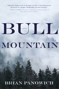 Bull Mountain by Brian Panowich, Book Review Murder In Common
