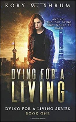 Dying For A Living by Kory M. Shrum, Book Review Murder In Common