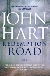 Redemption Road by John Hart, Book Review Murder In Common