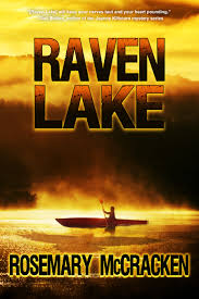 Raven Lake by Rosemary McCracken, Book Review Murder In Common