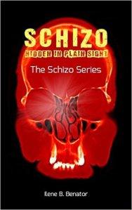 Schizo: Hidden In Plain Sight by Ilene B. Benator, Book Review Murder In Common