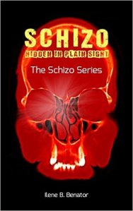 Schizo: Hidden In Plain Sight by Ilene B. Benator, Book Review Murder In Common