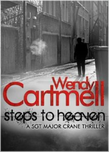 Steps To Heaven by Wendy Cartmell, Book Review Murder In Common