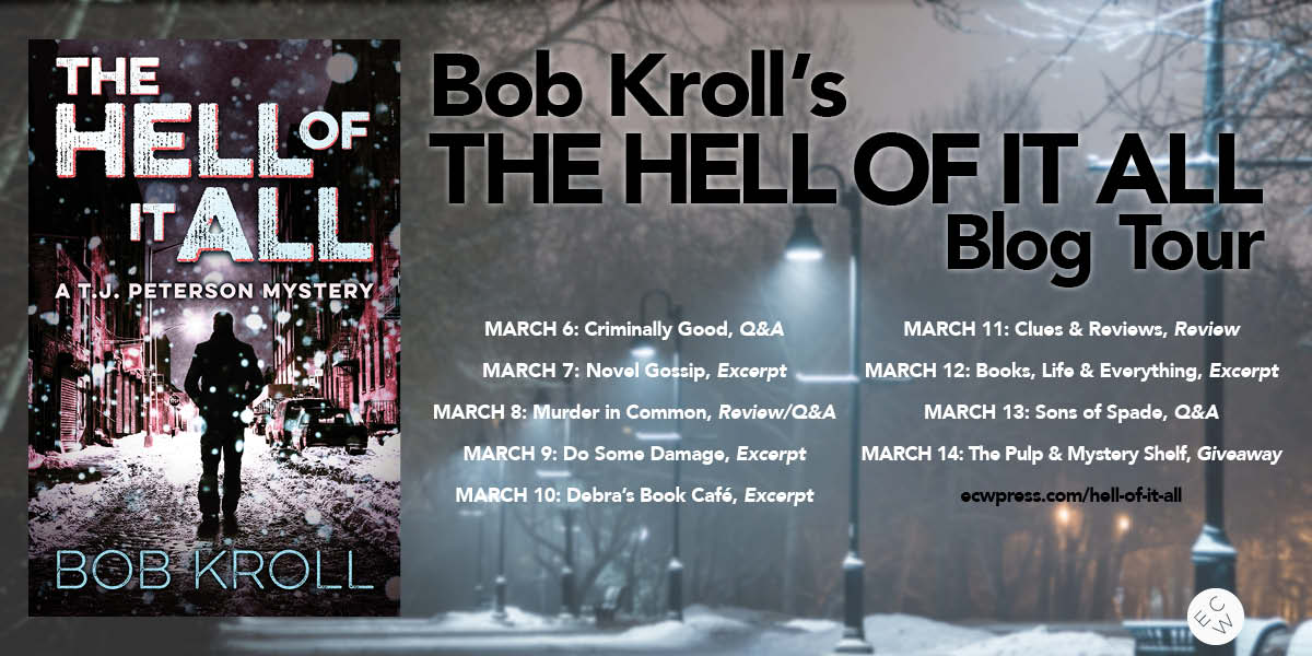 Blog Tour – The Hell of it All