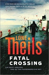 Lone Thiels Fatal Crossing Book Review - June Lorraine Roberts Murder In Common