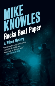 Mike Knowles June Lorraine Robertss Rock Beats Paper MurderinCommon.com