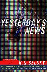 R.G. Belsky, June Lorraine Roberts, Yesterday's News, MurderinCommon.com