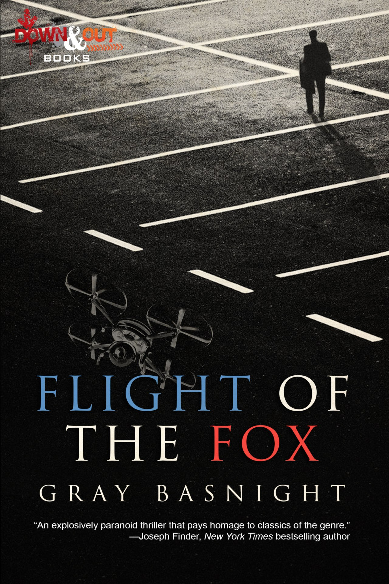 Gray Basnight: Flight of the Fox