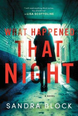 What Happened That Night Sandra Block Book Review