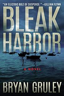 bleak harbor, murderincommon.ca, Bryan Gruley, June Lorraine Roberts