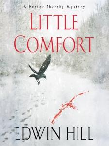 Edwin Hill, June Lorraine Roberts, Little Comfort, MurderinCommon.com
