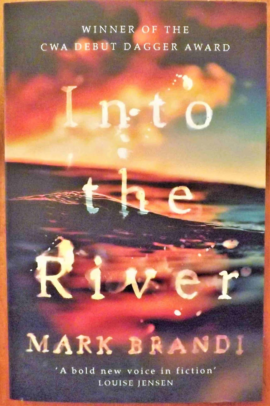 Mark Brandi: Into the River