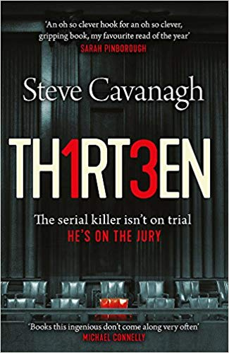 TH1RT3EN: Steve Cavanagh