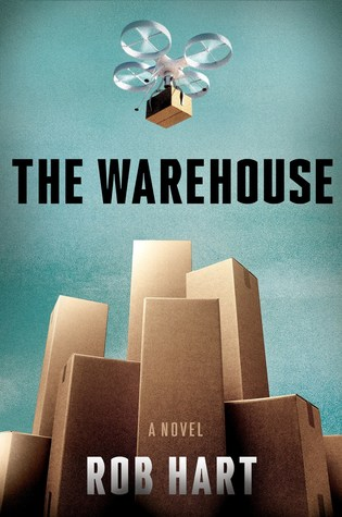 Rob Hart: The Warehouse