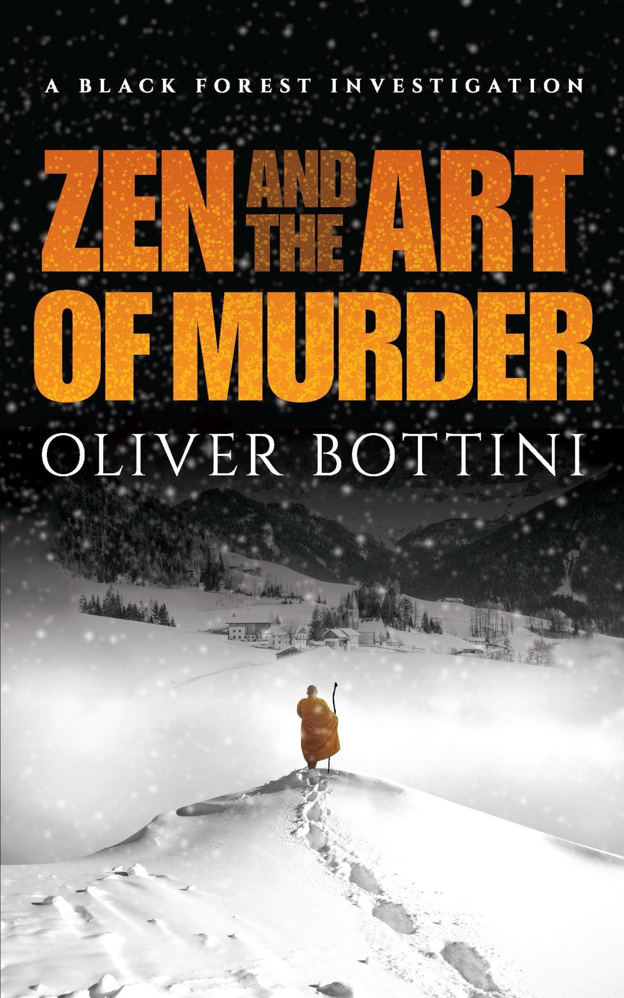 Oliver Bottini: Zen and the Art ofMurder