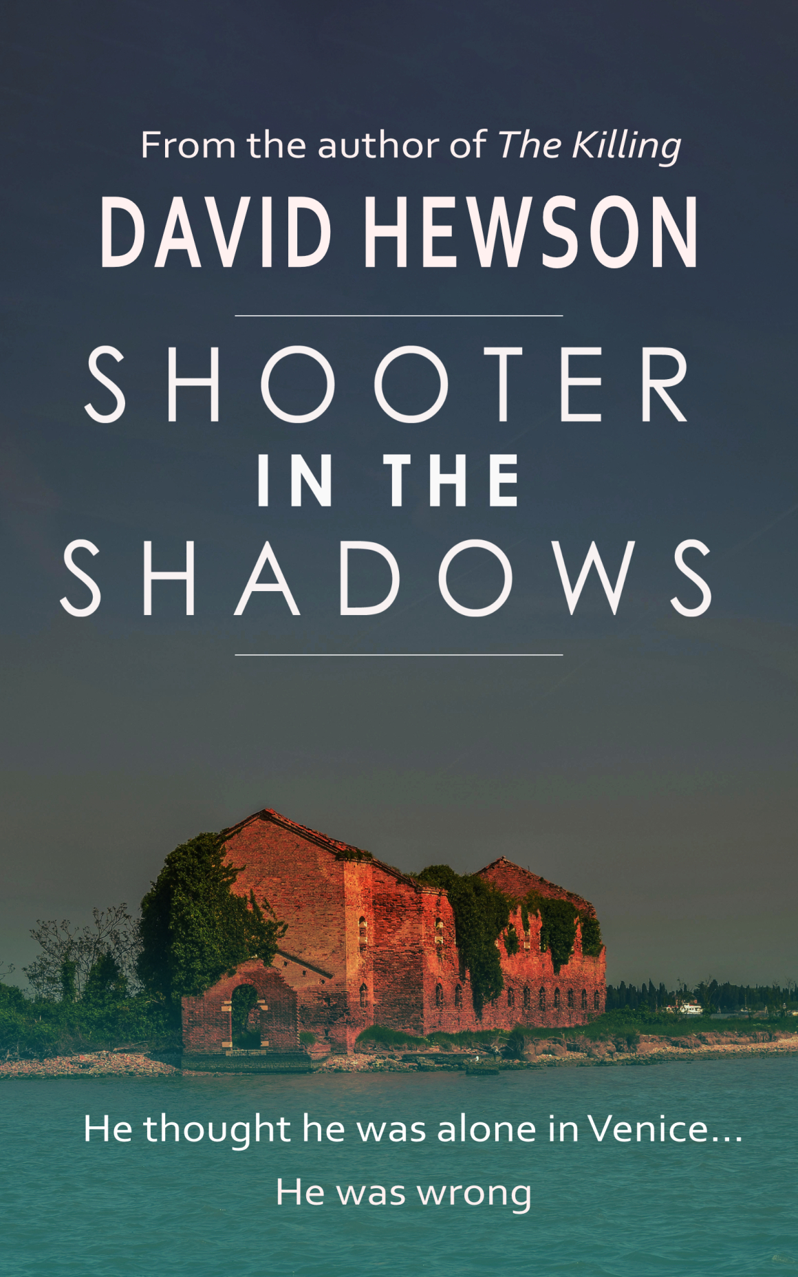 David Hewson: Shooter in the Dark