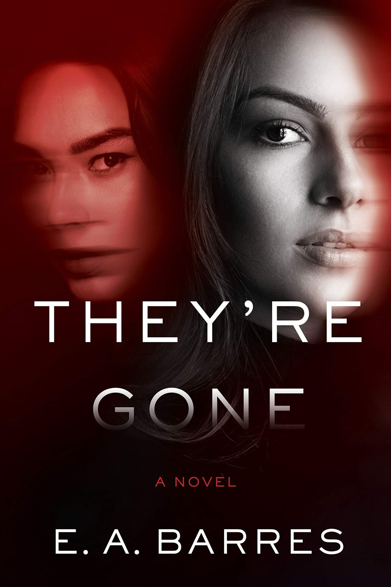 E.A. Barres: They'reGone