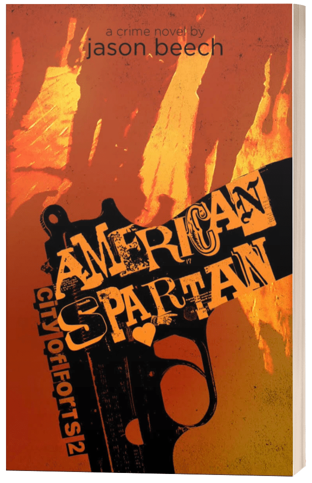 Jason Beech: American Spartan +Interview +Bonus Book-1 Review