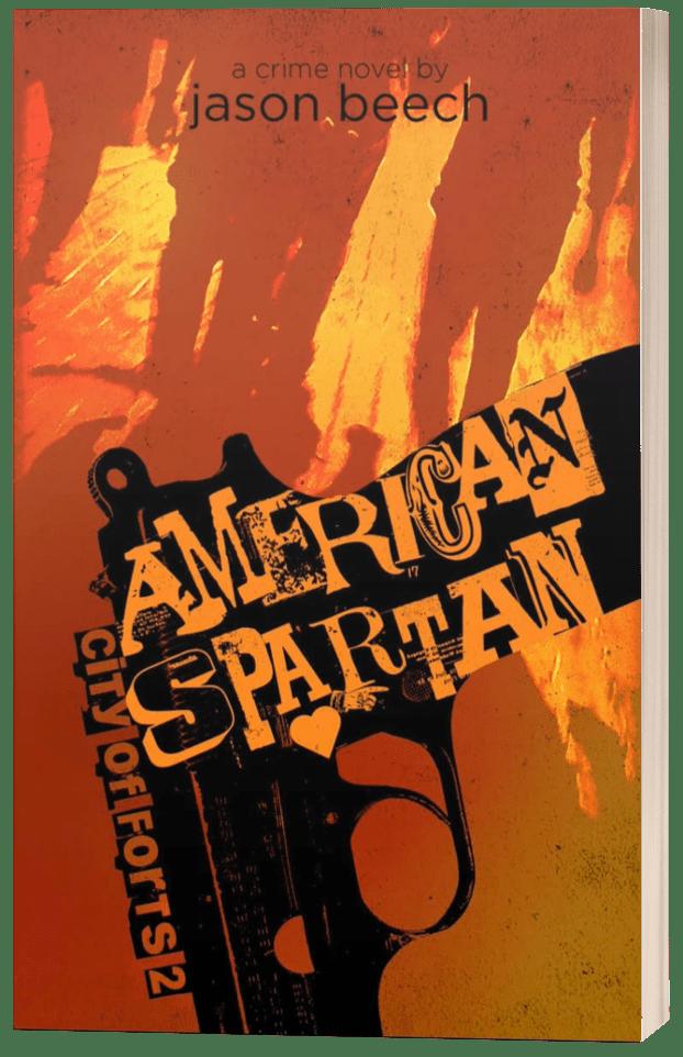 Jason Beech: American Spartan +Interview +Bonus Book-1Review