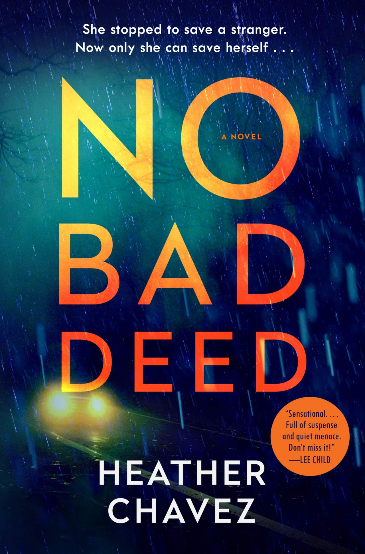 Heather Chavez: No Bad Deed