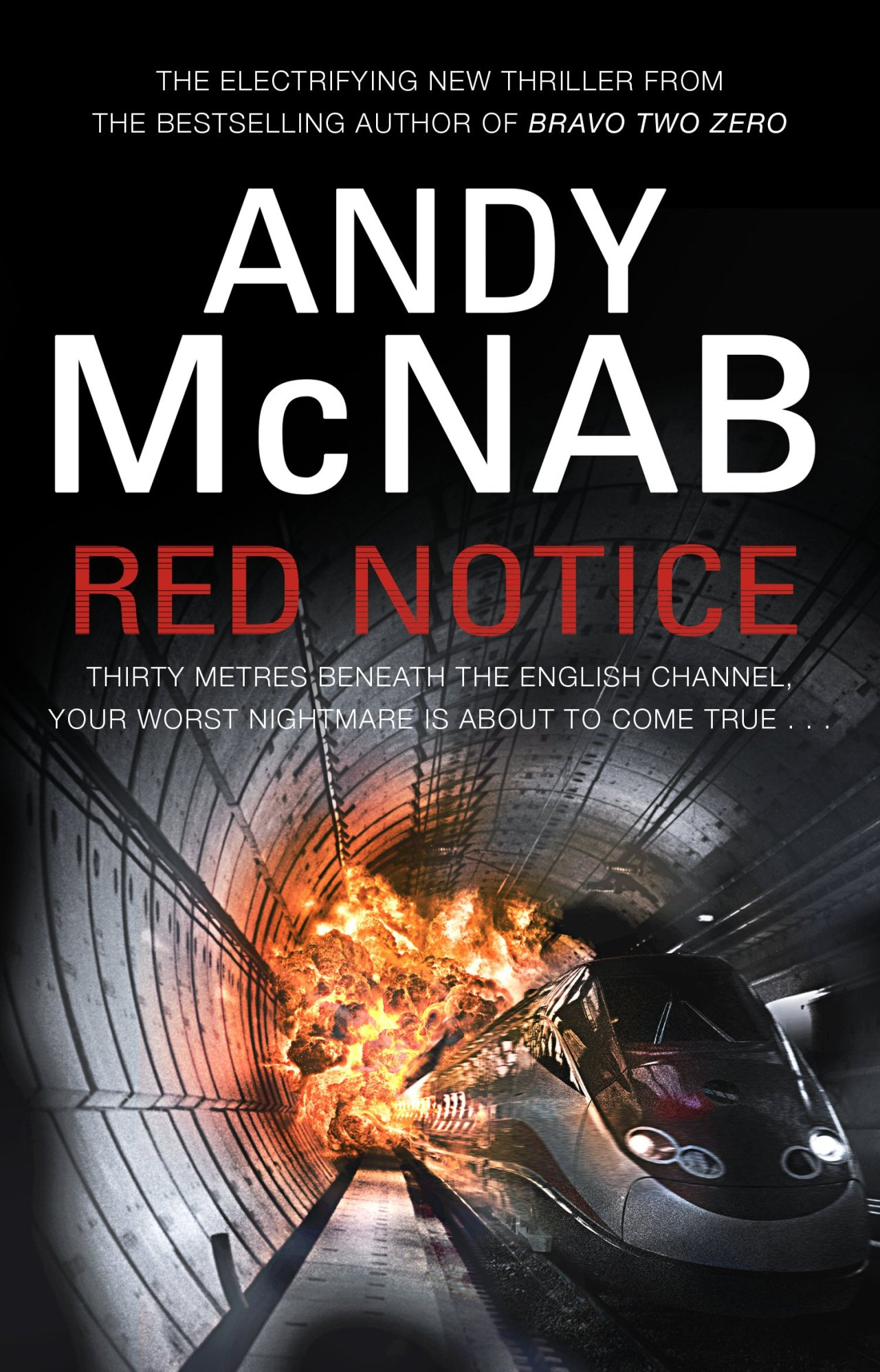 Andy McNab: SAS Red Notice