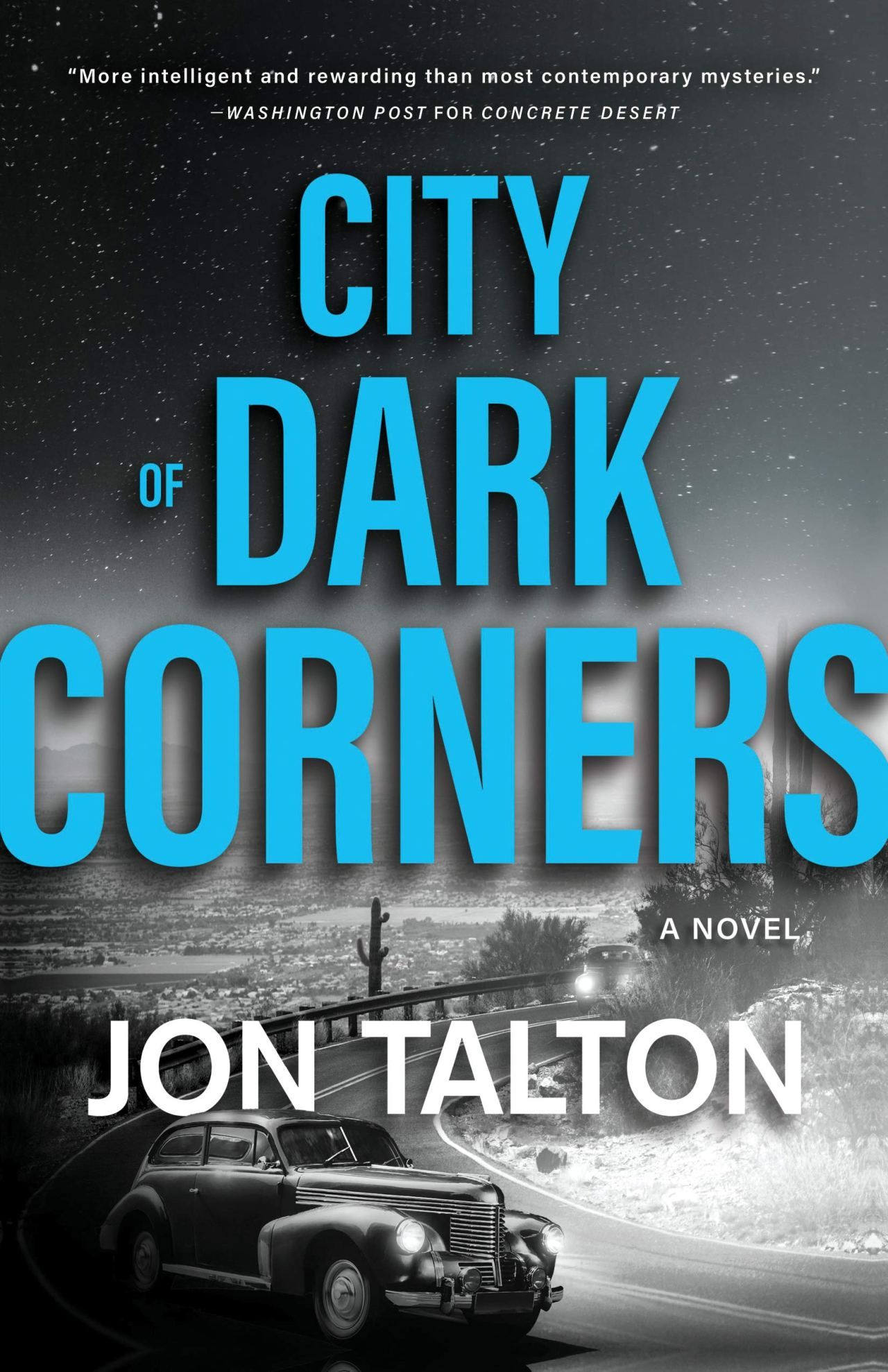 John Talton: City of DarkCorners